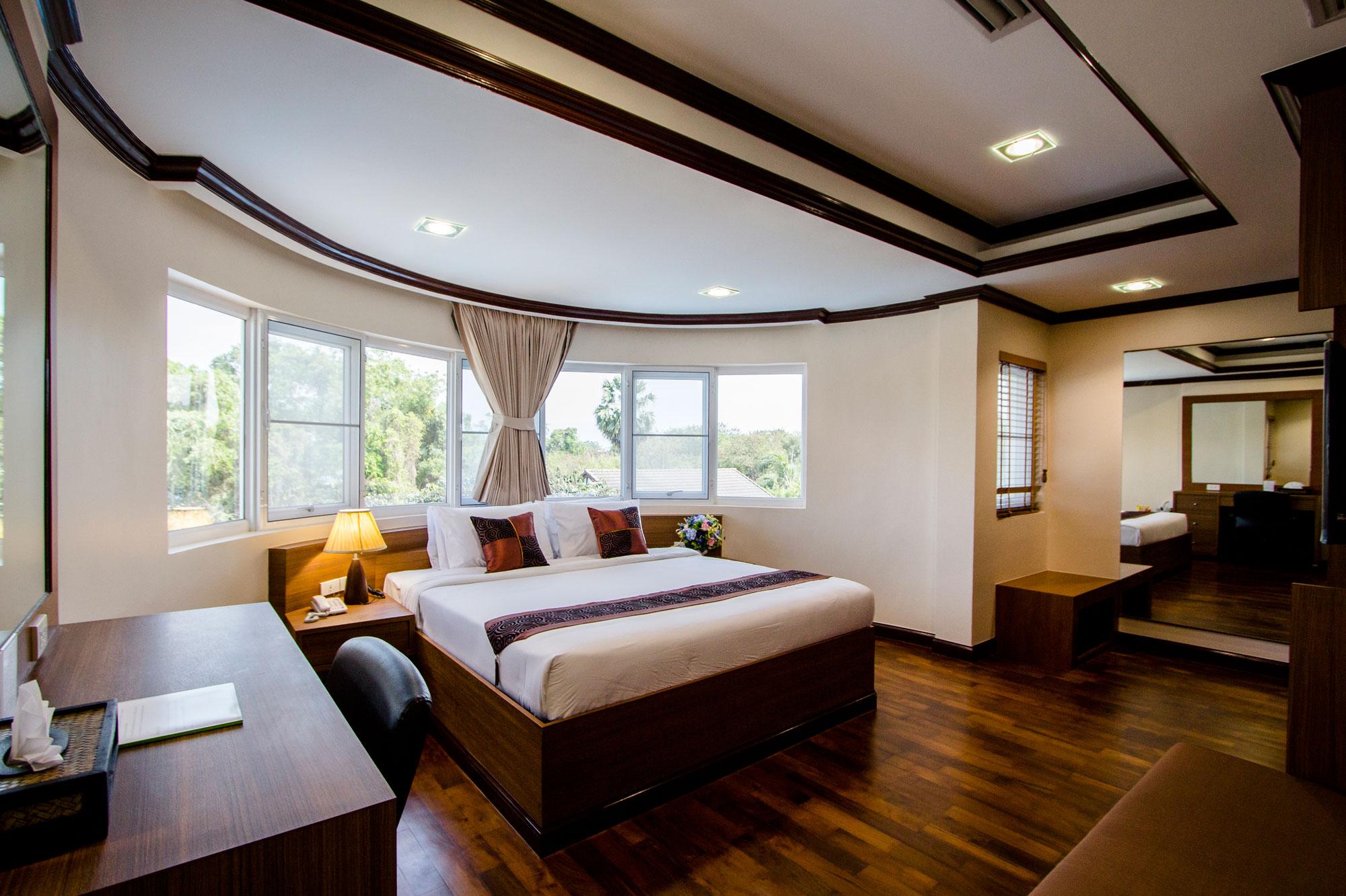 โรงแรมบางแสน ชลบุรี